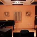 2d Recording studio