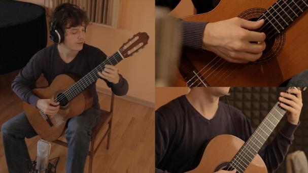 NEW VIDEO – Tico-Tico for 3 Guitars