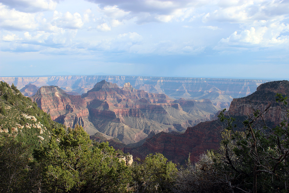 Exploring 10 U.S. National Parks and Canyons in Three Weeks