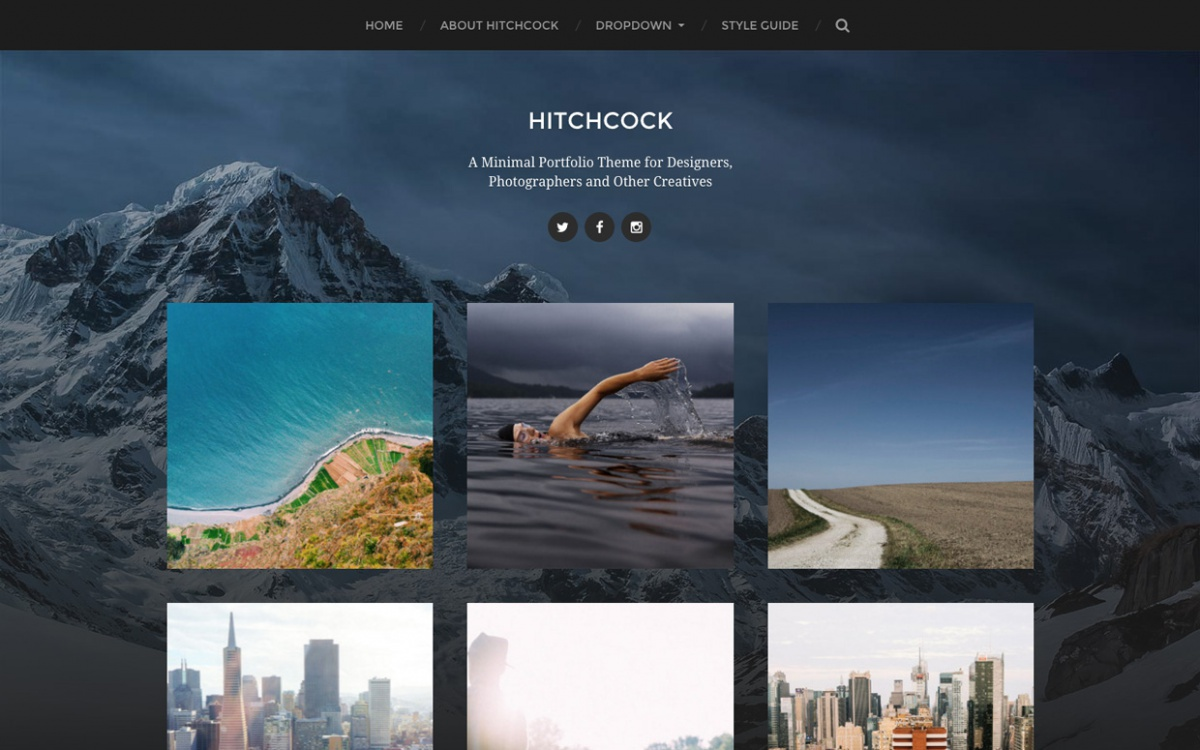 Some of the best free WordPress themes in 2016