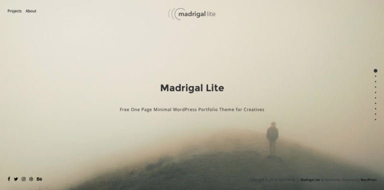 madrigal-lite