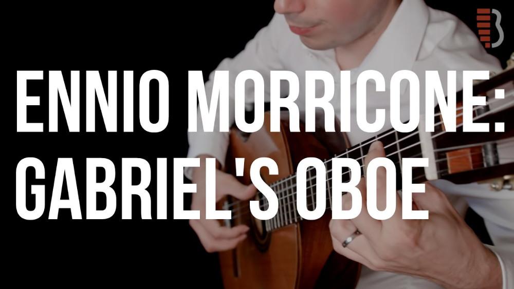E. Morricone – Gabriel's Oboe arr. Carlo Marchione