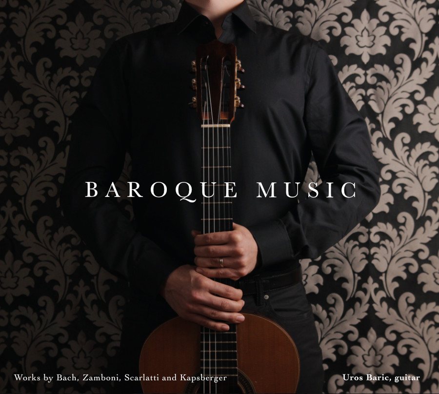 Baroque Music – My New Album