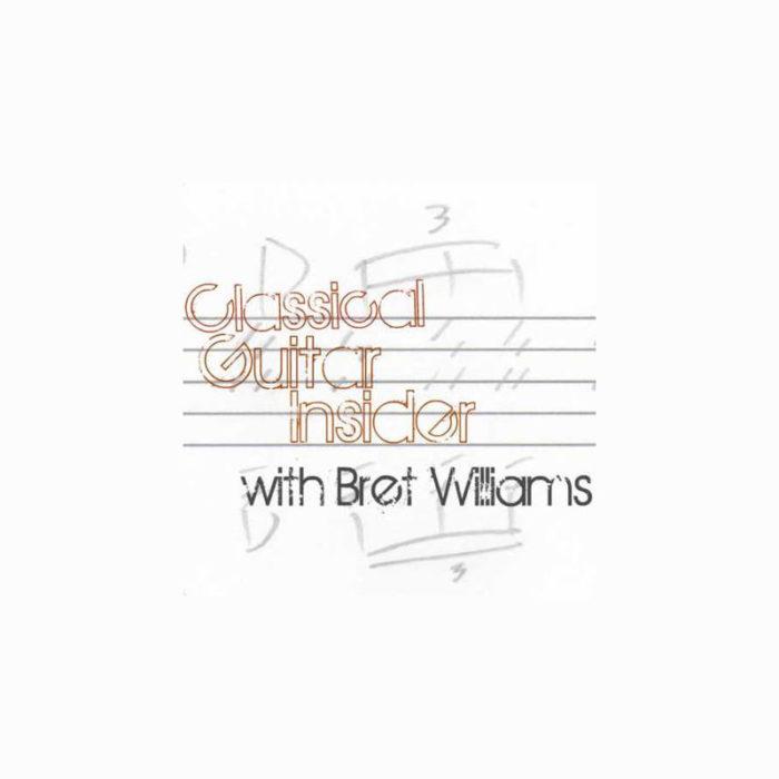 Classical Guitar Insider Interview