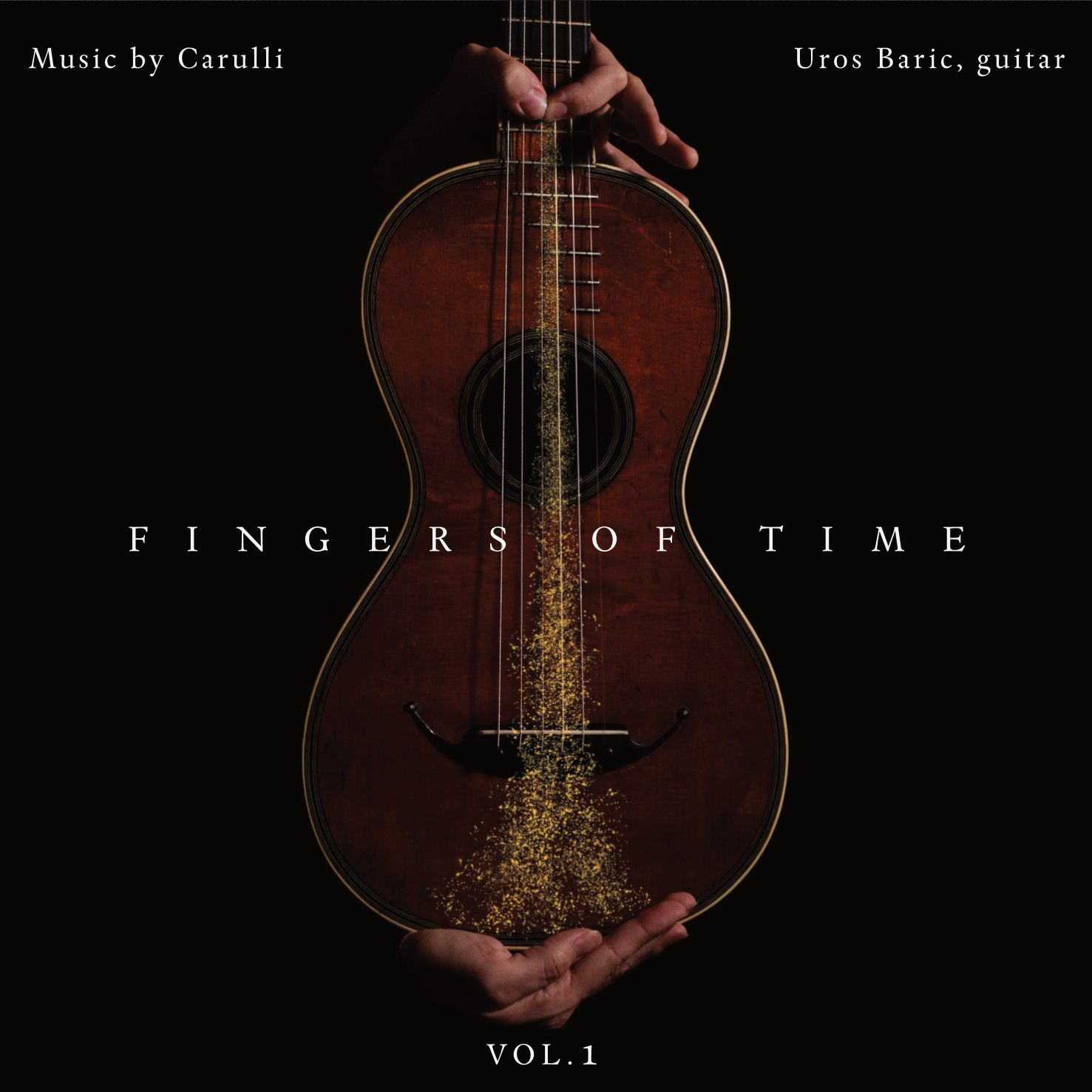 Fingers of Time Vol.1 & Vol.2 – Music by Carulli – New Albums