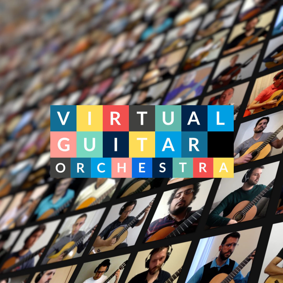 Virtual Guitar Orchestra